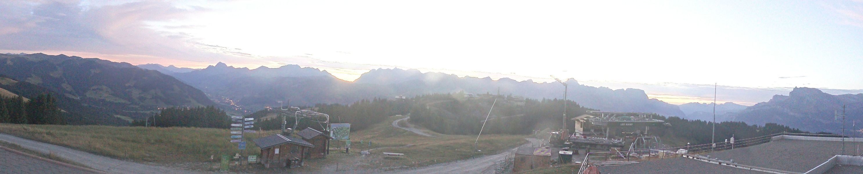 St Gervais - Freddy Webcam