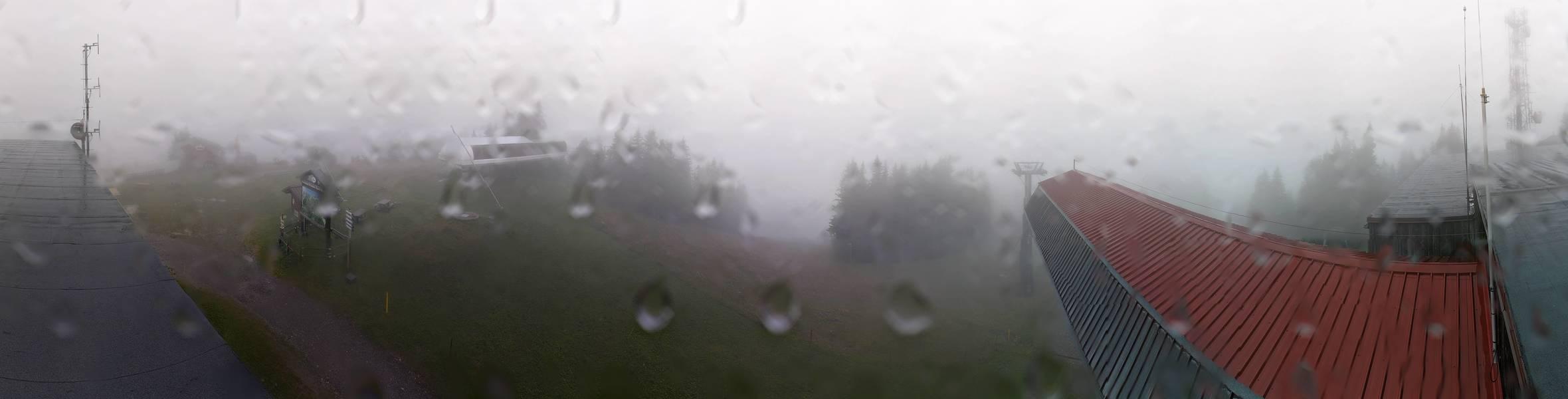 St Gervais - Megeve Mont Arbois Webcam